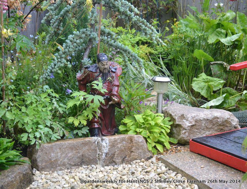 NGS open garden 2 Shenley Close Fareham Hampshire England ...