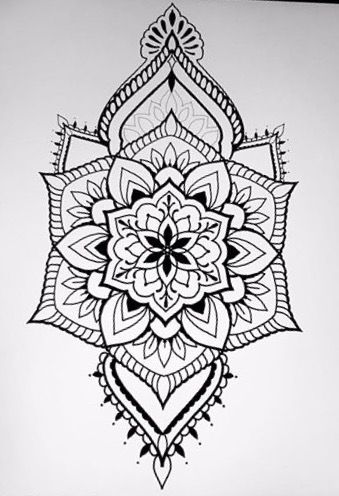 Knee tattoo foot tattoos wrist birthday delicate unalome also best mandala  geographical designs images in rh pinterest