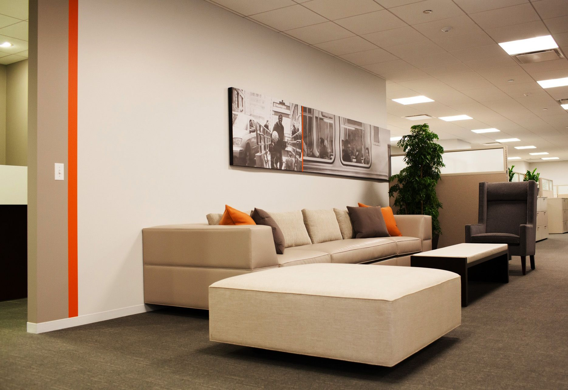 Aspen insurance chicago office by m2 creative management