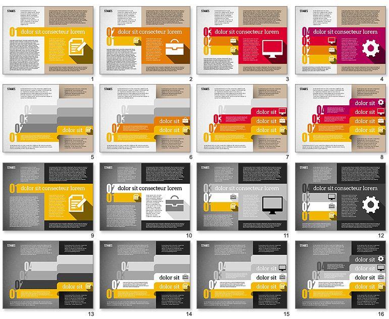 Agenda Design Templates Agenda In Flat Design For PowerPoint  Agenda Design Templates
