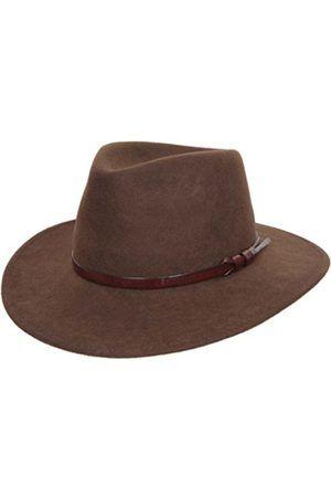 Hombre Sombreros - Sombrero fedora hombre Classique Large - talla 60 ... 7ff0d759233
