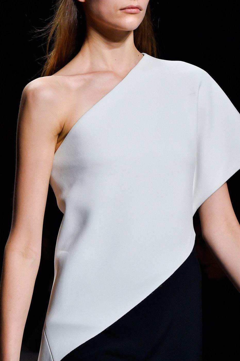 Narciso Rodriguez at New York Fashion Week Fall Narciso