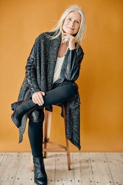 L\u0027Agence de Mannequins Silver, basée à Paris, représente des tops modèles  de plus de 40 ans pour la mode, la publicité, les magazines et le cinéma