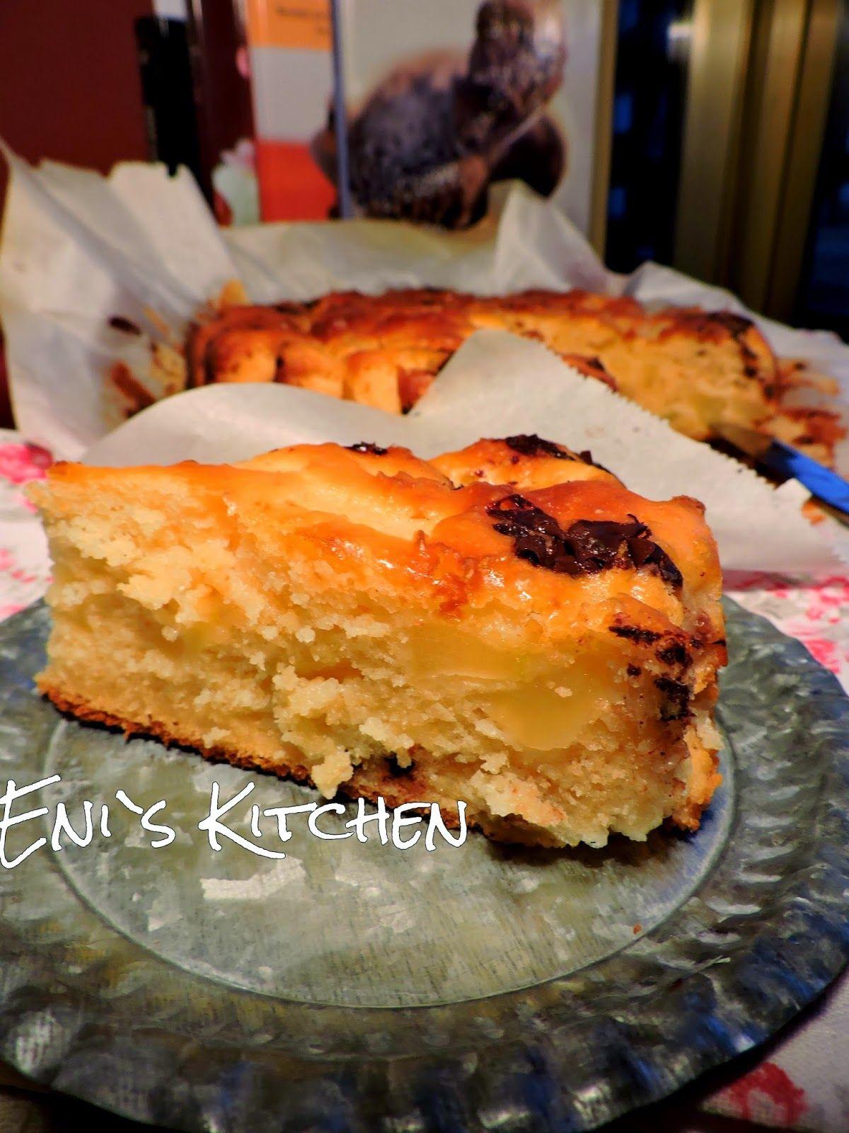 Eni´s Kitchen: Bizcocho de manzana! y Dayelet - Chec cu mere!. No azúcar