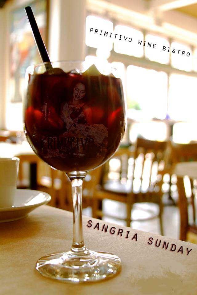#SangriaSunday