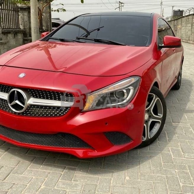 Browse Largest Inventory Of 2014 Red Automatic Mercedes