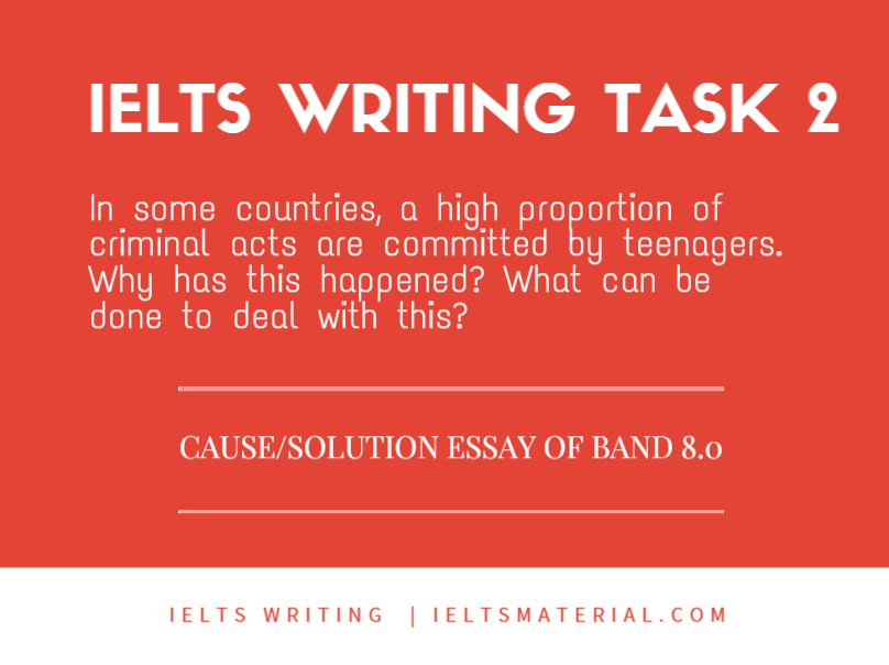 ielts writing task cause solution essay of band juvenile ielts writing task 2 cause solution essay of band juvenile delinquency