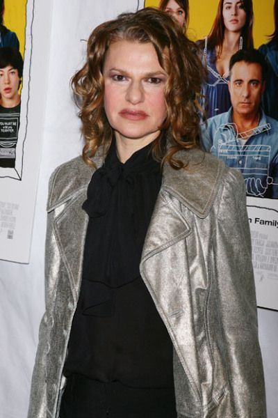 The King Of Comedy star Sandra Bernhard ranked on Comedy Central's Top 100 stand-ups of all time, and did a pictorial for Playboy magazine in 1992.