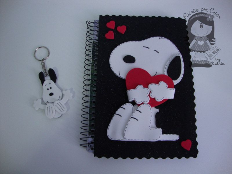 Amado Paixão por Criar: Cadernos Personalizados | Beninh@ | Pinterest  HB59