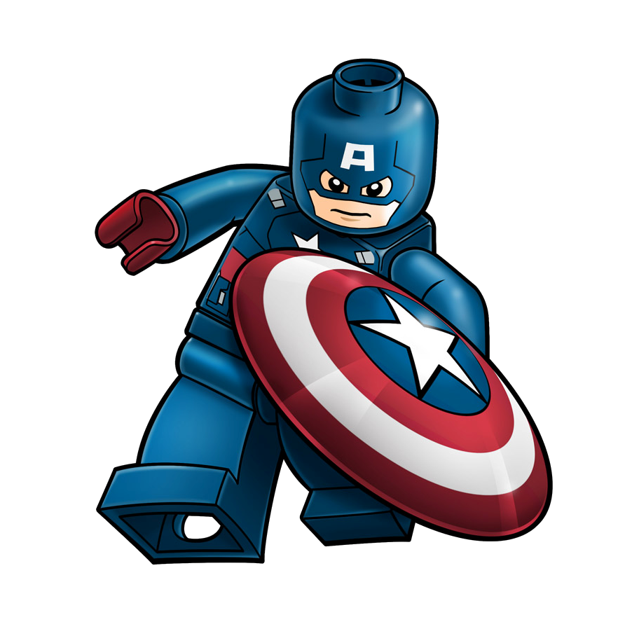 Captain America Lego Marvel Super Heroes Lego Marvel Lego Figures
