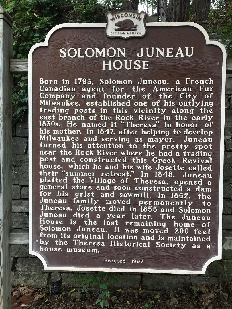 Solomon Juneau House Theresa Wi Emotional Freedom Technique Emotional Freedom Eft Tapping