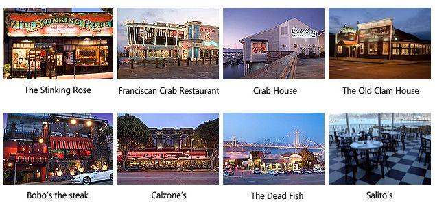 Fishermans Wharf Seafood Restaurant