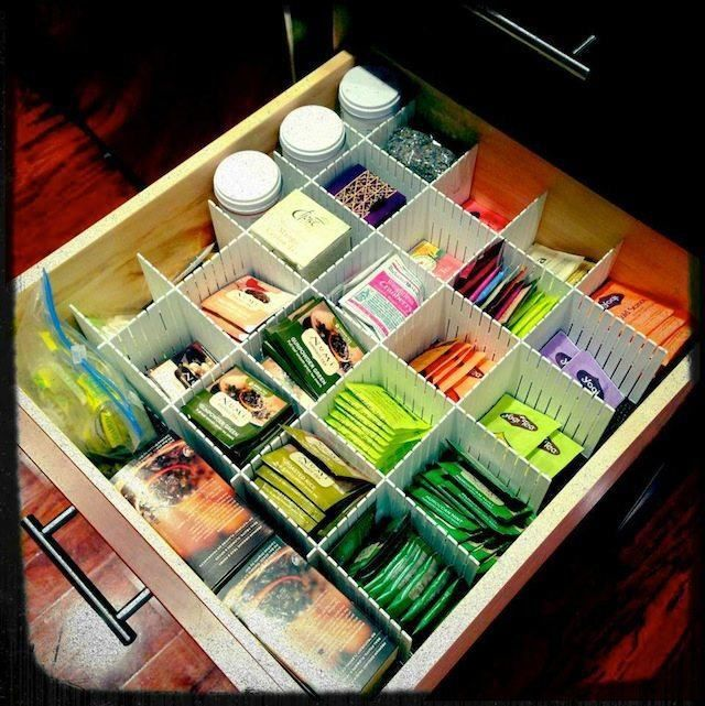 Kitchen Organization Alejandra: So What's REALLY In Your Tea?!
