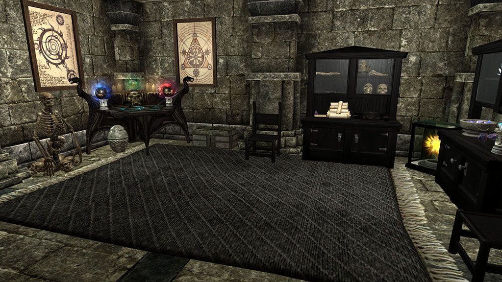 Noxides Proudspire Manor - Hearthfire Compatible at Skyrim Nexus