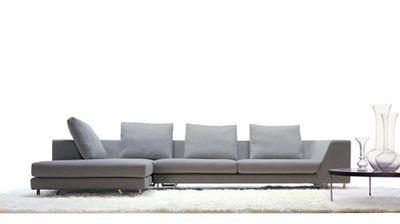 abby modern sectional sofa