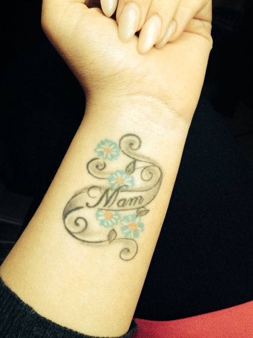 734c6a1cdca40 memorial tattoos mother - Google Search | ideas | Tattoo designs ...