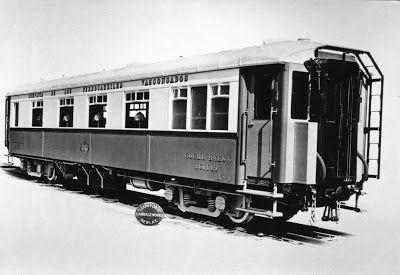 Pullman train (Ferrocarriles Vascongadas)
