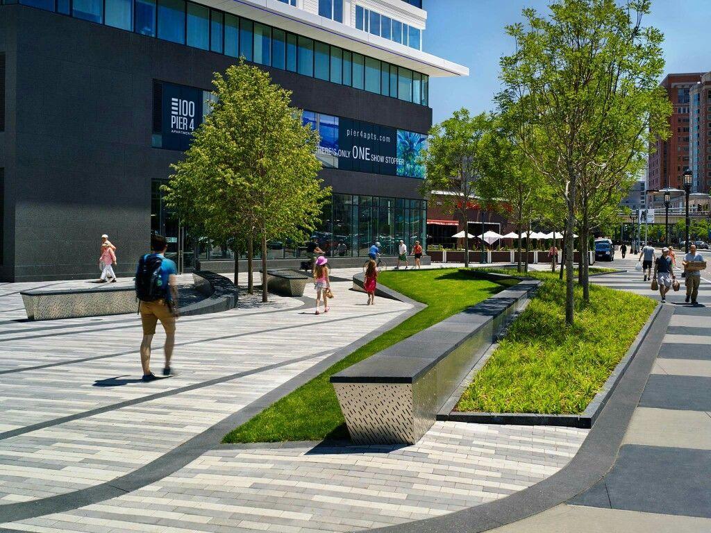 Pin By Fangyi Hsu On Landscape Landscape Plaza Campus Landscape Landscape Design Drawings