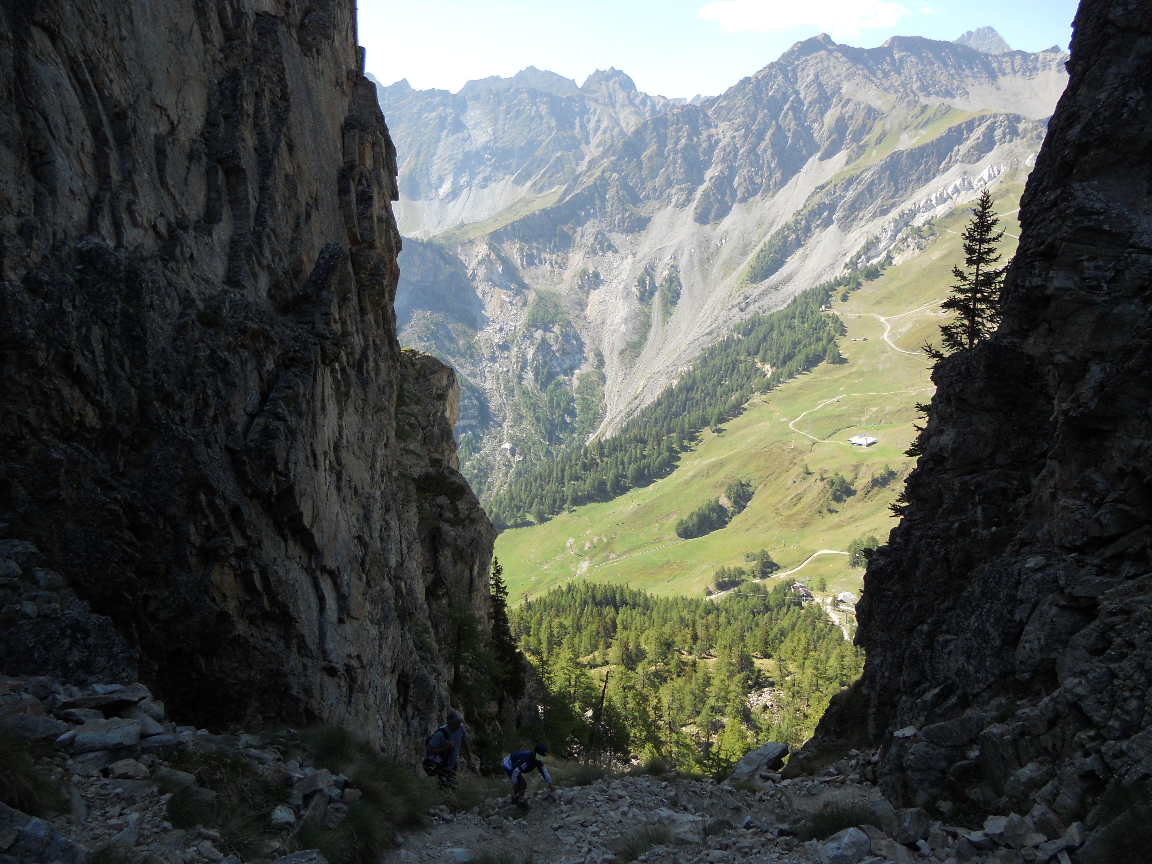 Courmayeur - Mont Chetif