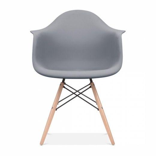 Eames Style Grau DAW Stuhl | Beistell, Cafe U0026 Bar Stühle | Cult DE