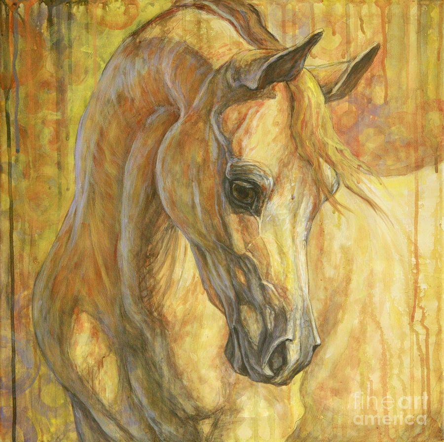 Professional Guaranteed House Painting Western Springs: Gentle Spirit ~ Silvana Gabudean ~ Acrylic