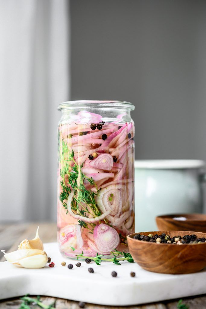 A Guide to Making Quick Pickles at Home   Crowded Kitchen