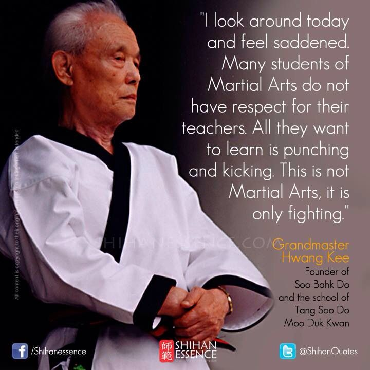 Shihan Essence, fb. Martial Arts MENTALITY Quotes