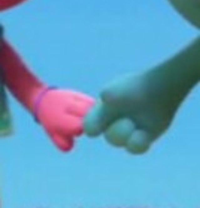 Notice The Way They Let Go Of Each Other S Hand It S Like When A