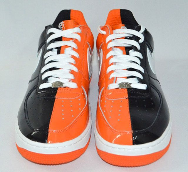 big sale f7f07 bf99d Nike Air Force 1 Low « Halloween »