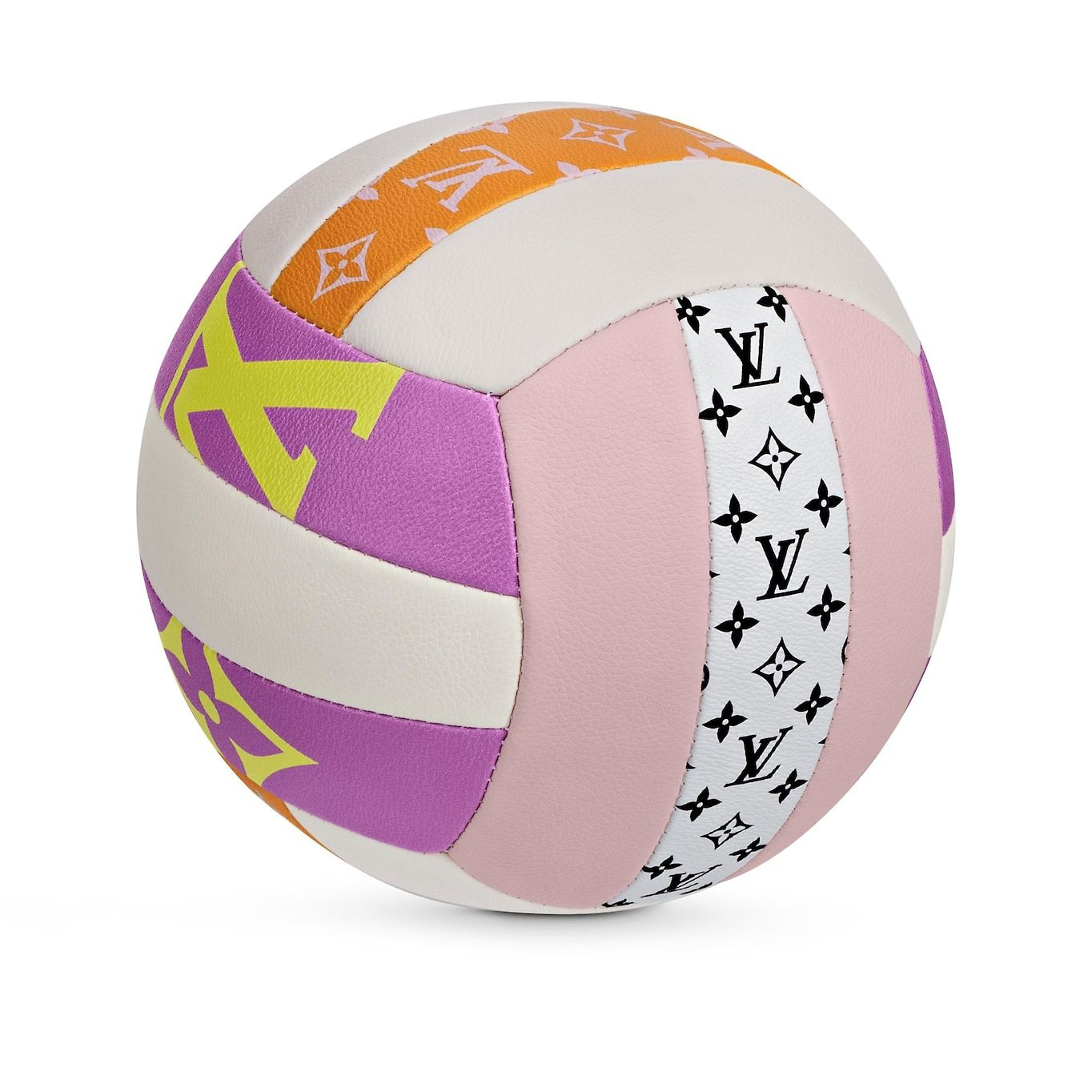 Products By Louis Vuitton Monogram Giant Volley Ball In 2020 Volleyball Volleyball Workouts Volley