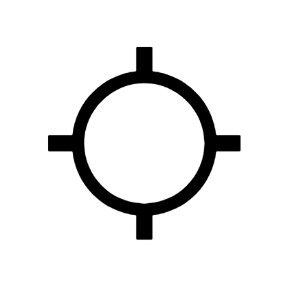 Target Icon In Android Style Icon Android Icons Target