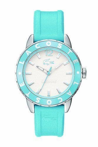 lacoste rio blue watch