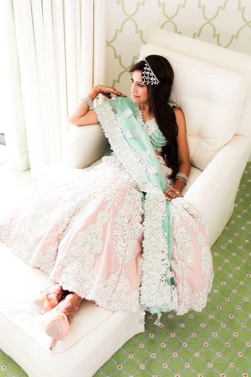 #shaadi #lehenga #indianbride #desi #beautiful