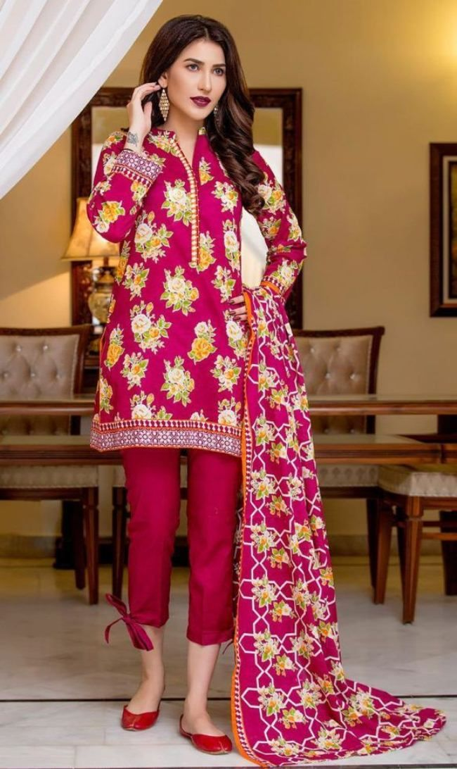 New trend of fashion in pakistan dresses