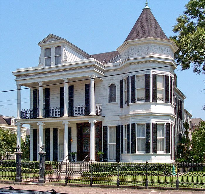 new victorian homes