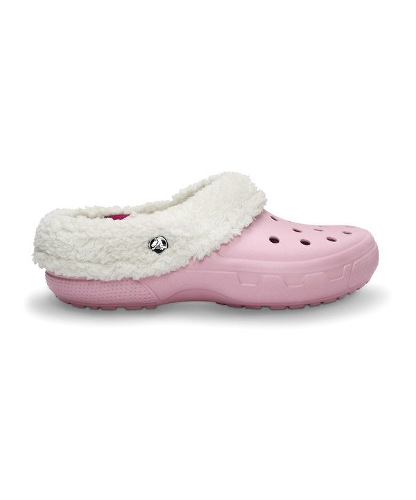 f2490f6755bacf Crocs Petal Pink   Oatmeal Mammoth EVO Clog - Women by Crocs  zulilyfinds