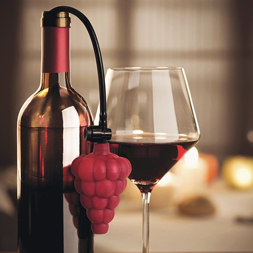 Take A Look At This Zulily Debut Air Cork Event Today Wine Preserver Wine One Glass Of Wine
