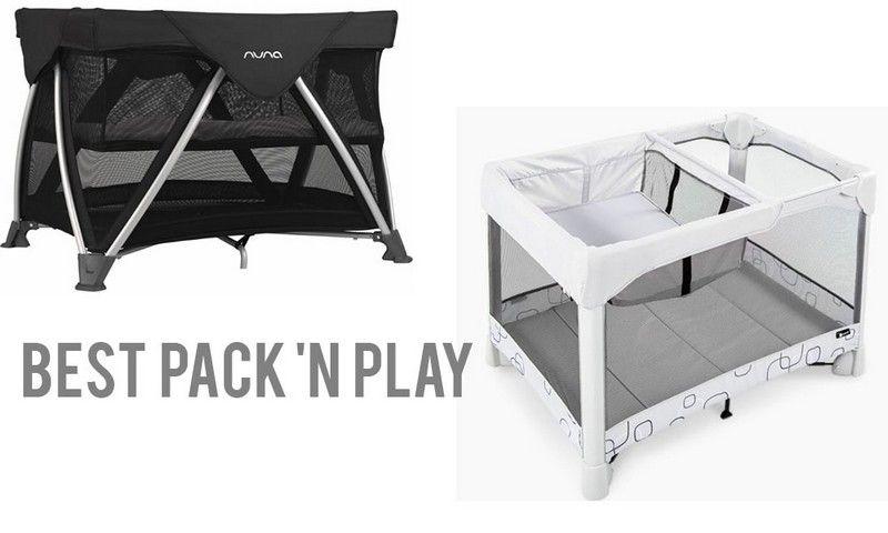 Night Color Nuna Sena Aire Travel Crib Playard Pack And Play