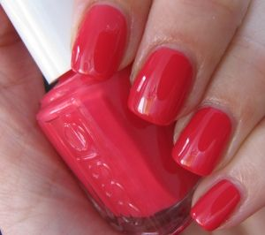 """Essie """"wife goes on"""" nail polish. I think I'd like this better on the toes."""