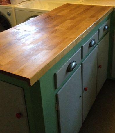 Lamplig Chopping Board Counter Top Ikea Hackers Ikea Kitchen Island Chopping Board Counter Diy Countertops