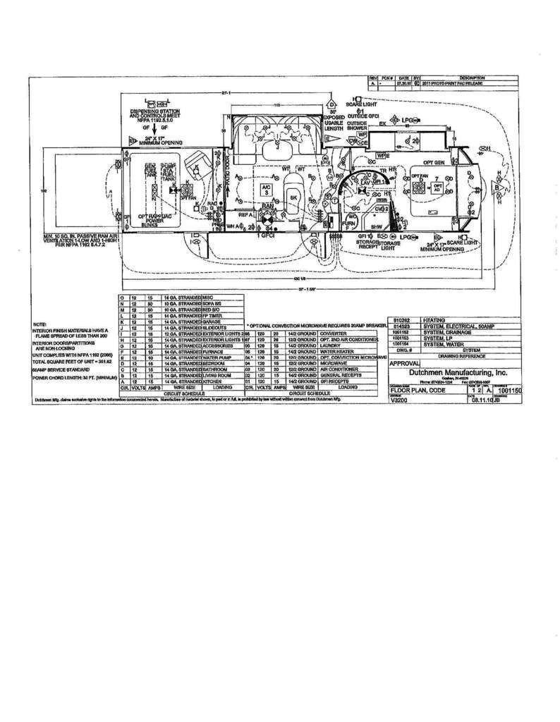 Dutchmen Travel Trailer Wiring Diagram | WiringDiagram org