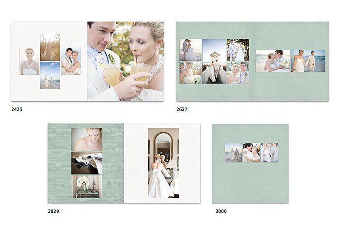 Chic Album Design Templates For Weddings Babies Family Portraits Seniors Boudoir Pets Ea Design Aglow Indian Wedding Album Design Wedding Album Design