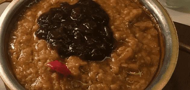 كيف أطبخ الجريش التركي الأصفر Yellow Grits Food Grits