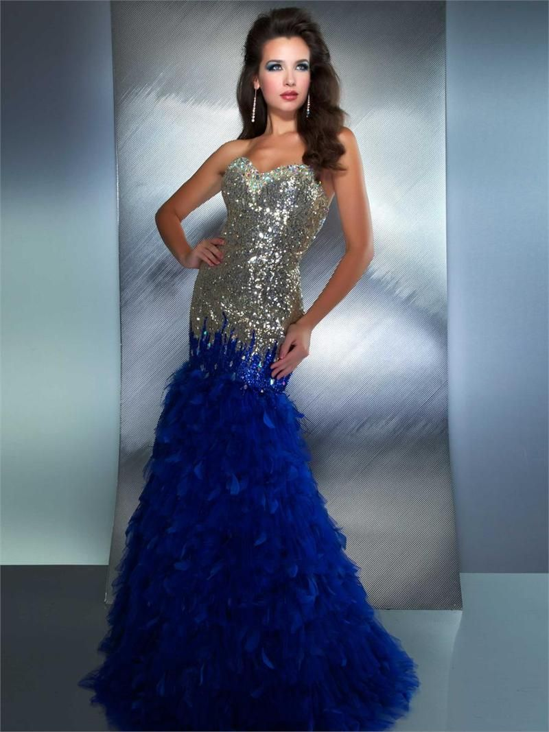 Mac duggal prom dress m fashionavenuemac
