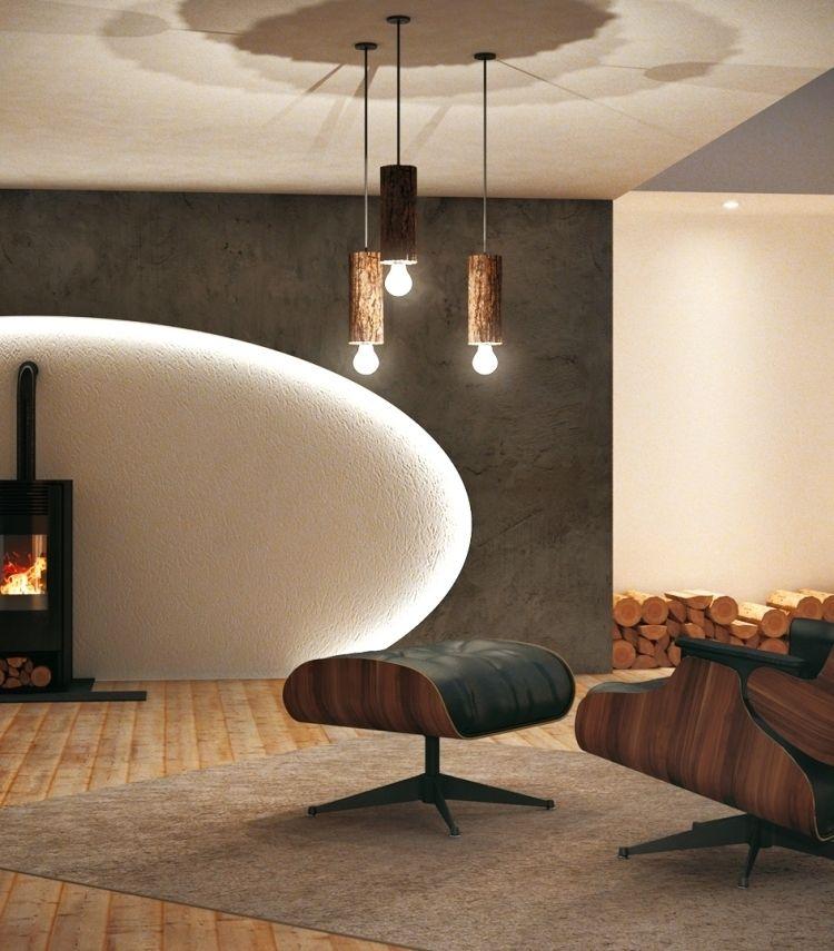 Feng-Shui-Wohnzimmer-Einrichten-Natuerliche-Materialien