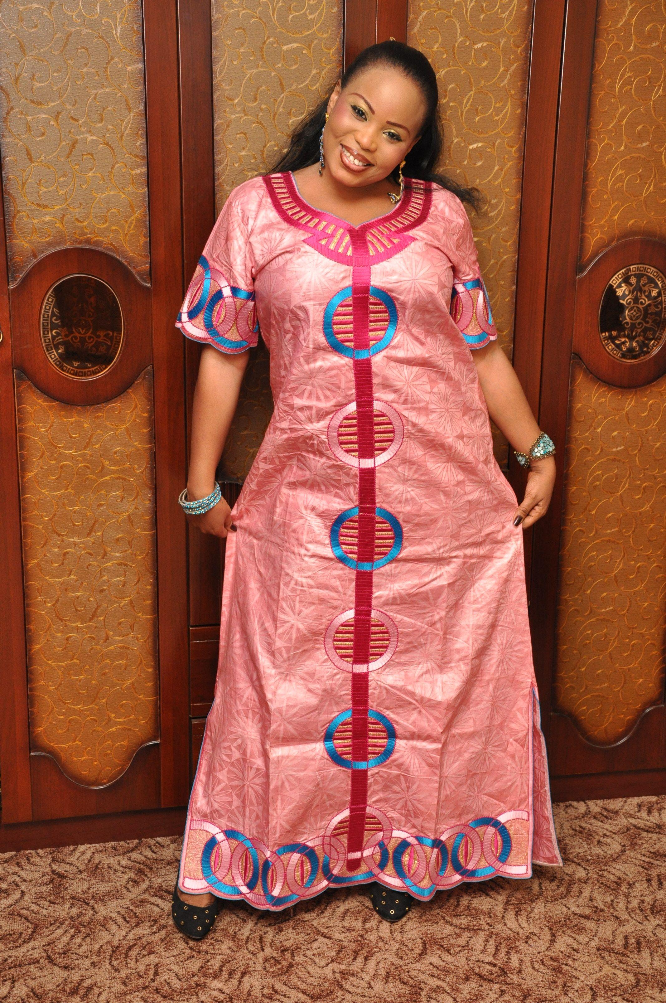 Mode sénégalaise pour la korité