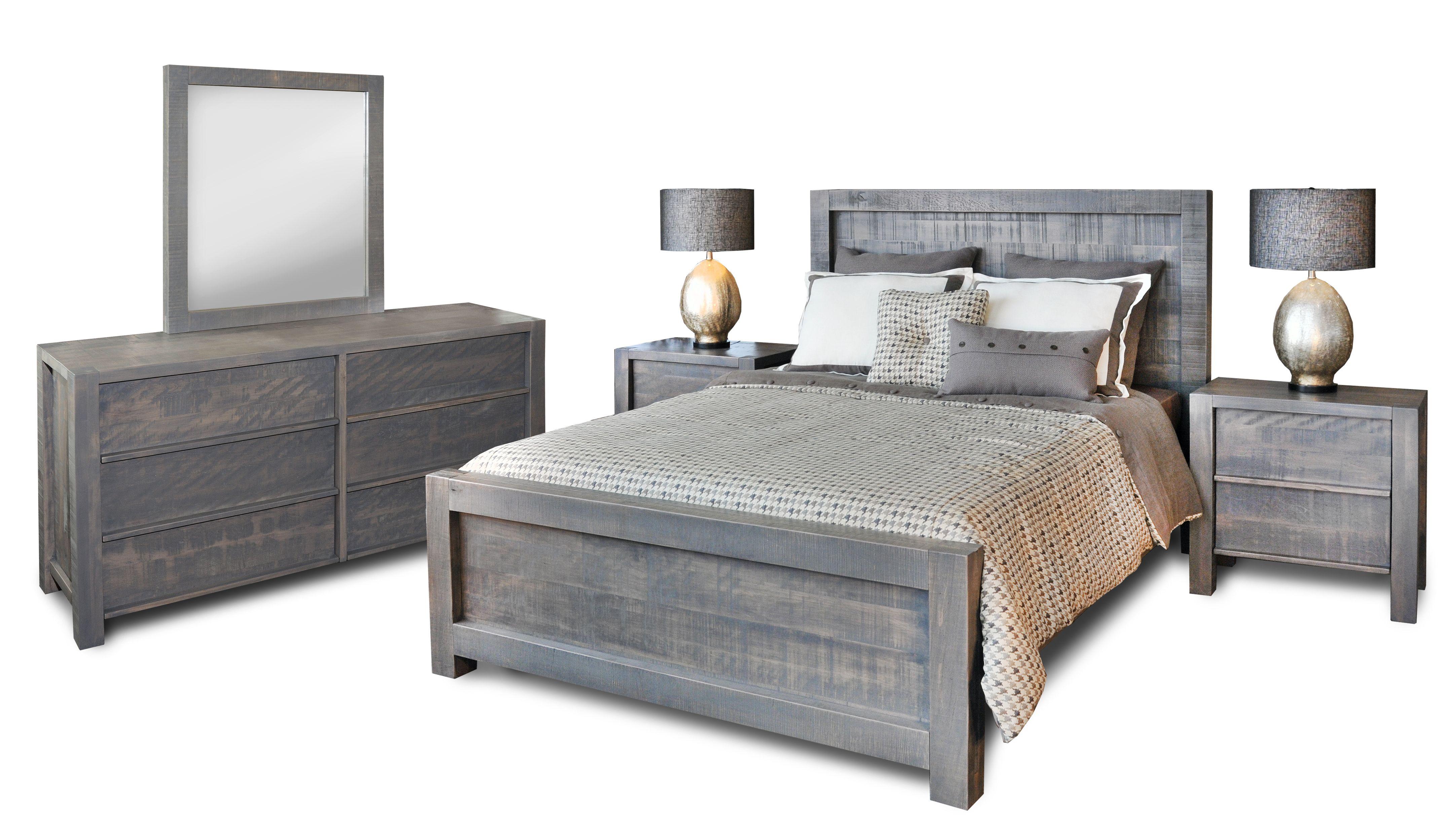 Sequoia Bedroom Wood Bedroom Sets Grey Bedroom Set Bedroom Sets Bedroom set grey wood
