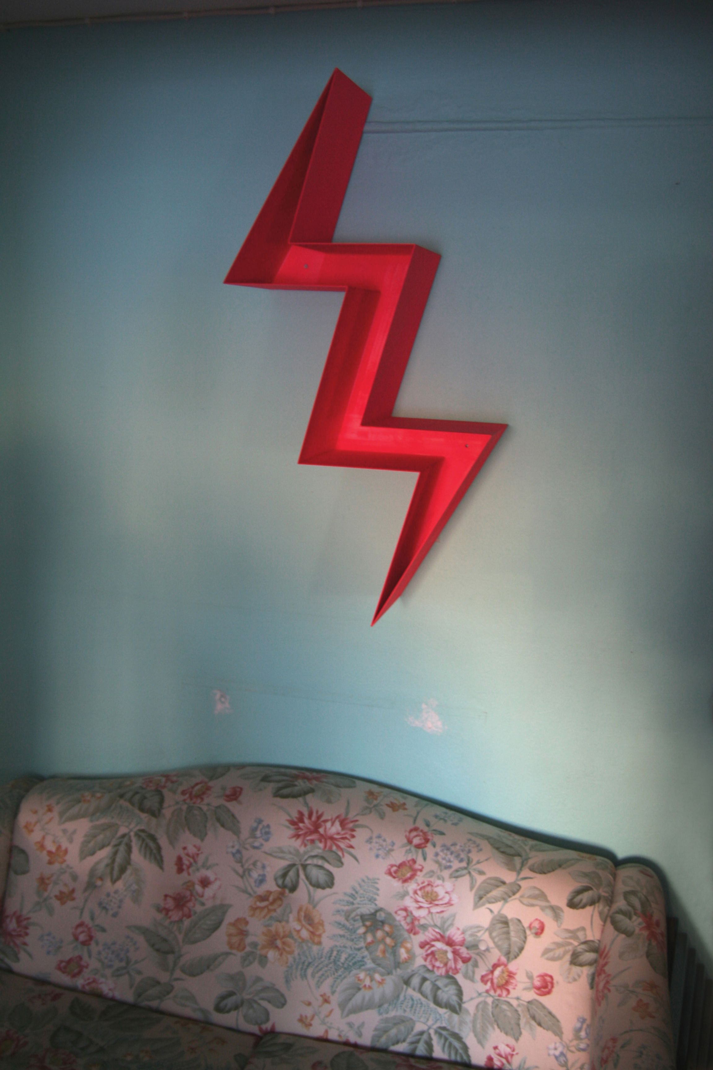 Lightning Shelf by Save Our Souls