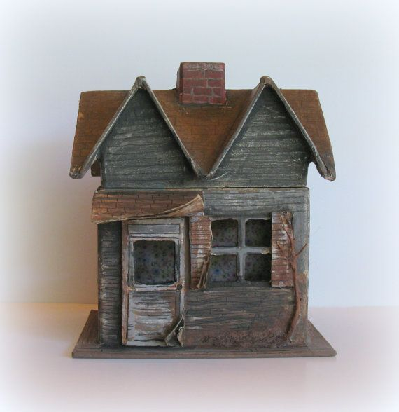 Halloween Decoration, October Decoration, Haunted House, Spooky - halloween decorations haunted house