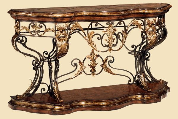 Montpellier Console my console, oh how i love marge carson | Bold ...
